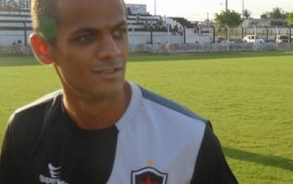 Gustavo é poupado de recreativo do Bota-PB na Maravilha do Contorno