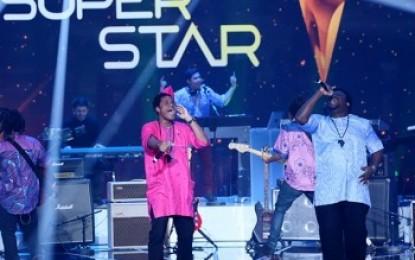 Banda paraibana empolga no Superstar e recebe 88% dos votos