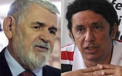Dep. Luiz Couto denuncia injuria racial contra professor Lúcio Villar da UFPB