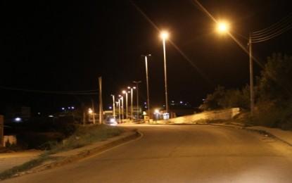 Ruas mais iluminadas Prefeitura de João Pessoa pretende expandir rede de iluminação pública