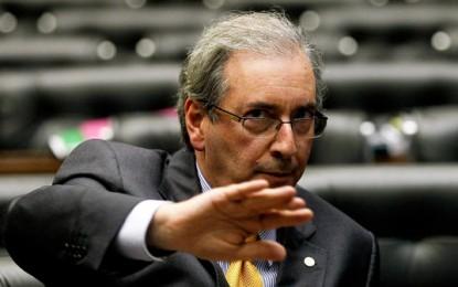 Na Paraíba: Eduardo Cunha diz que o PT 'orquestra' manifestações contra o PMDB