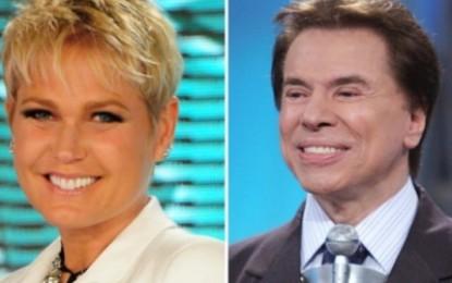 Xuxa quer a todo custo entrevistar Silvio Santos, segundo colunista
