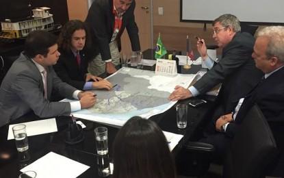 Ministro da Integração garante a Veneziano ações emergenciais e de médio e longo prazo para minimizar efeitos da seca