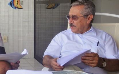 SENADOR JOSÉ MARANHÃO SE TRATA DE CHIKUNGUNYA NO SÍRIO LIBANÊS
