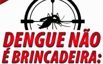 53 municípios paraibanos estão na lista negra da dengue