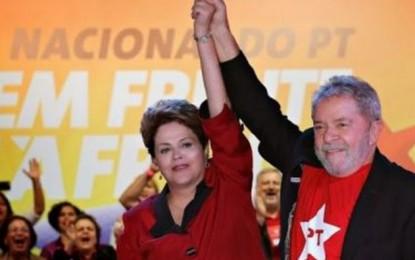 PT exclui Dilma e Lula da propaganda no rádio e na TV