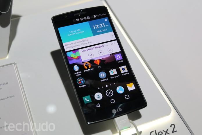 LG G Flex 2 entra em pré-venda no Brasil com preço ainda mais salgado