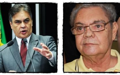"""Historiador critica Cássio Cunha Lima: """"Não mate o seu pai de vergonha!"""""""