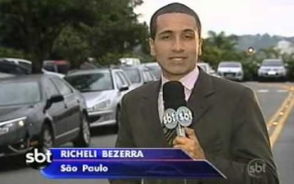 Richeli Bezerra deixa a TV Tambaú e vai pra pra TV Clube