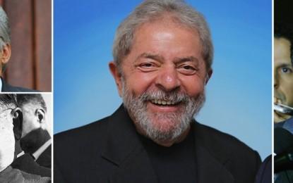 DATAFOLHA MOSTRA QUE LULA MANTÉM FORÇA ELEITORAL: Lula é apontado como o melhor presidente da história