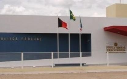Justiça Federal realiza audiência em Sousa