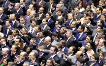 AUMENTO DE DEPUTADO IGUAL AO AUMENTO DO SALÁRIO MÍNIMO – PROPOSTA DE UMA PARAIBANA