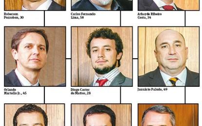 Conheça os nove procuradores que compõem a força-tarefa da Lava Jato
