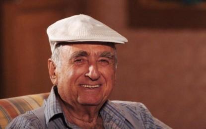 Ator Elias Gleizer morre aos 81 anos no Rio de Janeiro