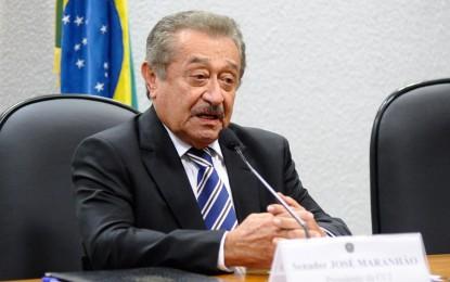 José Maranhão busca apoio às obras no IFPB