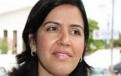 MAIS UMA CASSAÇÃO: Justiça cassa mandato de Pollyanna e pede nova eleição em Pombal