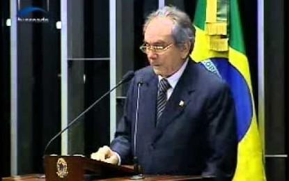 Senado aprova, em dois turnos, relatório de Raimundo Lira que prevê mudança de partido sem perda do mandato eleitoral