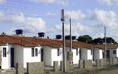 Secretário da Integração Nacional vai entregar casas na Paraíba nesta terça-feira