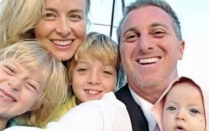 Filhos de Angélica e Luciano Huck têm alta em São Paulo