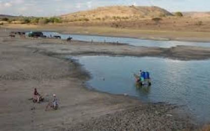 PB tem 14 açudes secos e 44 com águas impróprias para beber