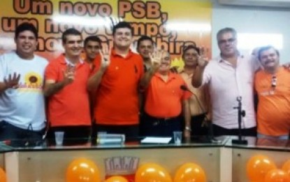 Célio Alves vai comandar PSB de Guarabira e é forte nome para disputar a prefeitura