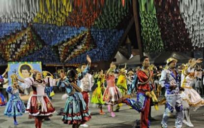 Apesar da seca, municípios paraibanos não abrem mão de festa junina