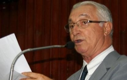 Deputado revela que vem sofrendo ameaças de morte por capanga