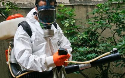 Governo do Estado lança campanha de combate à dengue