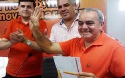TERCEIRA VIA: Josa da Padaria filia-se ao PSB e pretende quebrar dobradinha em Guarabira