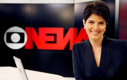 AGORA ESTOU FELIZ: A jornalista Mariana Godoy, ex-Globo, agora está na RedeTV!