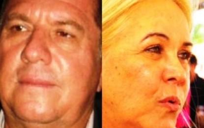 """Ex-marido acusa prefeita do Conde de 'saquear' a Prefeitura: """"é uma desastrada"""""""