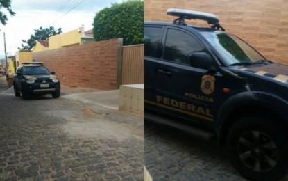 ADJAMILTON PEREIRA: Polícia Federal cumpre mandados em Cajazeiras na casa de empresários Marinho, ex-candidato a prefeito