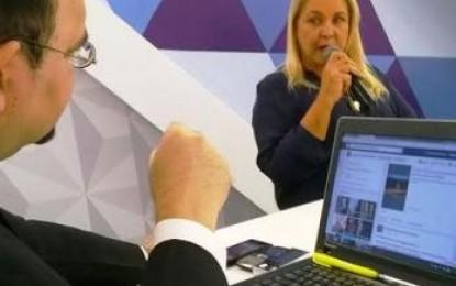 TRAIÇÃO: Prefeita Tatiana abandona o Dep. Genival Matias, larga PT do B para disputar reeleição pelo PMDB