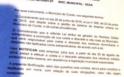 Prefeita Tatiana decreta falência do turismo em Tambaba, Coqueirinho e demais praias do Conde