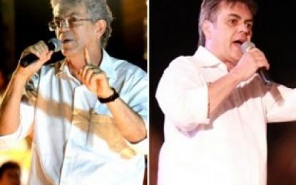 Em lados opostos sobre impeachment, Ricardo e Cássio são unânimes contra Cunha