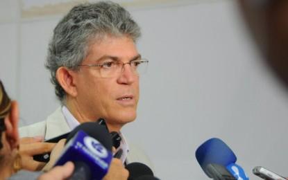 Governador Ricardo Coutinho anuncia data para inaugurar Hospital Metropolitano