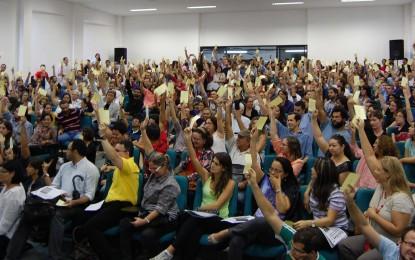 Professores definem amanhã se retomam o trabalho na UFPB