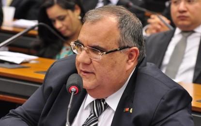 O CORAÇÃO DO GORDINHO PAROU: Morreu nesta madrugada em Campina Grande o deputado federal Romulo Gouveia