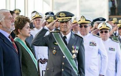 DILMA EDITA DECRETO QUE TIRA PODER DOS COMANDANTES MILITARES – É PROVOCACÃO!