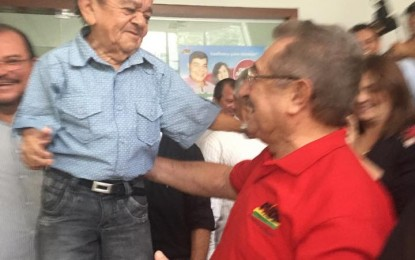 GRANDES E PEQUENOS: Santino finalmente fica à altura de senador Zé Maranhão