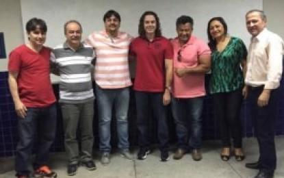 Ex-vereador Alcides da Weider anuncia apoio dele e do PRTB à pré-candidatura de Veneziano em Campina
