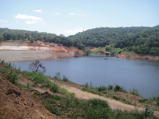 Barragem de Pitombeiras já acumula mais de 1 milhão e meio de metros cúbicos de água