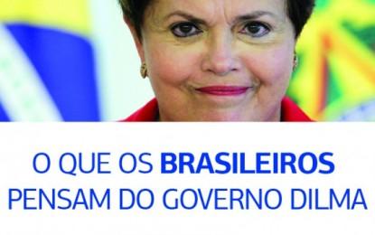 PESQUISA DATAFOLHA: 8% aprovam e 71% reprovam governo Dilma