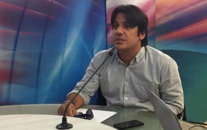 Sec. de Comunicação do Estado traça roteiros para campanha municipal e chama obras de Cartaxo de 'maquiagem'