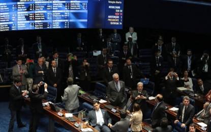 Bancada do PT no Senado se diz traída pelo partido e Planalto