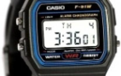 Calculadora ou com voz do Silvio Santos: 10 relógios que já foram febre