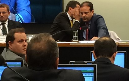 'Tive medo de morrer', diz deputado que relatou cassação de Cunha