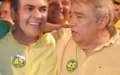 Dep. Renato Gadelha pode ser o candidato vice de Romero em 2016 diz o senador Cássio