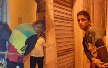 REVOLTA: Dupla é amarrada em poste após tentativa de assalto em Uiraúna