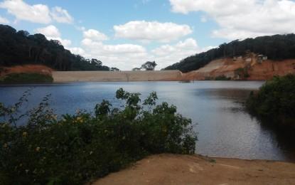 Dilma atende convite de Ricardo e vem inaugurar a barragem de Pitombeira na Paraíba, em Janeiro